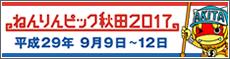 ねんりんピック秋田2017